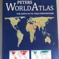 Atlas geografic - Peters World Atlas