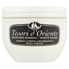 Tesori d'Oriente Crema Corp Mosc Alb, 300 ml