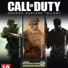 Call of duty - Modern Warfare Trilogy - PS3 [Second hand] - Jocuri PS3, Shooting, 18+, Multiplayer