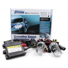 Kit Xenon Economic, balast SLIM, 12V, 35W H1, Kit xenon h1