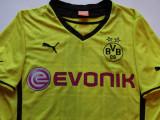 """Tricou """"PUMA"""" fotbal - BORUSSIA DORTMUND (nr.9 LEWANDOWSKY), L, Din imagine, De club"""