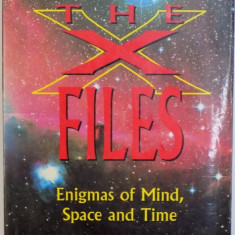 THE X FILES - ENIGMAS OF MIND , SPACE AND TIME , 1995