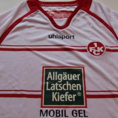 Tricou fotbal - FC KAISERSLAUTERN (Germania) - produs oficial - Tricou echipa fotbal, Marime: XXL, Culoare: Din imagine, De club, Maneca scurta