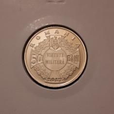 50 bani 2017 Ecaterina Teodoroiu - proof - unc - Moneda Romania