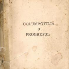 Columbofilia si progresul ( litografiata, probabil o traducere, circa 1970 )