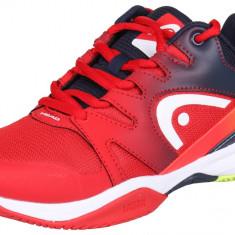 Sprint 2.0 Junior 2018 pantofi tenis junior rosu UK 2 - Adidasi pentru Tenis