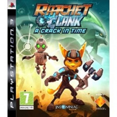 Ratchet And Clank A Crack In Time Ps3 - Jocuri PS3 Sony