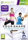 YOUR SHAPE - Fitness Evolved - Kinect  - XBOX 360 [Second hand], Board games, 16+, Multiplayer