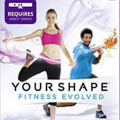 YOUR SHAPE - Fitness Evolved - Kinect - XBOX 360 [Second hand] - Jocuri Xbox 360, Board games, 16+, Multiplayer