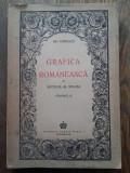GH.OPRESCU(exemplar numerotat,nepus la vanzare, nr 10)GRAFICA ROMANEASCA, 1945