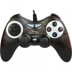 Gamepad Media-Tech Corsair II, PC, Negru, Controller
