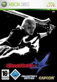 Devil May Cry 4 - Collector's Edition   - XBOX 360 [Second hand] sld, md, Actiune, 16+, Single player