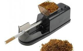 Aparat electric de facut tigari ,Injectat Tutun in Tuburi foto