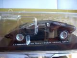 Macheta LAMBORGHINI COUNTACH LP400 - 1974  scara 1:43