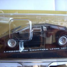 Macheta LAMBORGHINI COUNTACH LP400 - 1974 scara 1:43 - Macheta auto