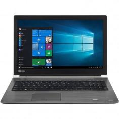 Laptop Toshiba Tecra A50-D-10M 15.6 inch Full HD Intel Core i5-7200U 8GB DDR3 256GB SSD Windows 10 Pro Grey