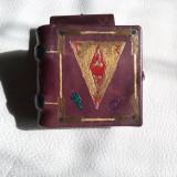 "Jurnal handmade ""Morrowind - sange si cenusa"""