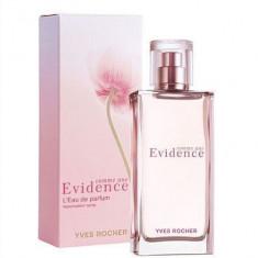 Parfum COMME UNE EVIDENCE Yves Rocher 50 ml plus BONUS cercei - Parfum femeie Yves Rocher, Apa de parfum