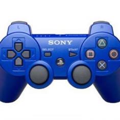 Controller Dual Shock 3 Blue Ps3 - Jocuri PS3 Sony