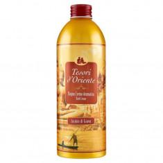 Tesori d'Oriente Spumă Baie Jasmin di Giava, 500 ml