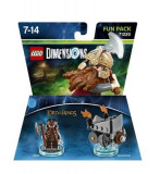 Set Lego Dimensions Fun Pack Lord Of The Rings Gimli