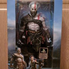 God of War PS4 (2018) / Figurină Kratos joc GoW 4 IV PlayStation (ÎN STOC), Nouă