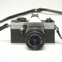 Praktica MTL5 + Pentacon 50mm 1.8