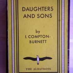 I. Compton-Burnett - Daughters and Sons