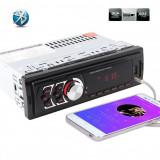 Radio MP3 Player Auto cu Bluetooth, USB si Card Reader Telecomanda casetofon