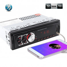 Radio MP3 Player Auto cu Bluetooth, USB si Card Reader Telecomanda casetofon