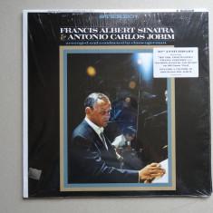 Francis Albert Sinatra & Antônio Carlos Jobim - album vinil - Muzica Jazz universal records