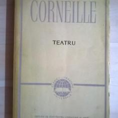 Corneille – Teatru - Carte Teatru