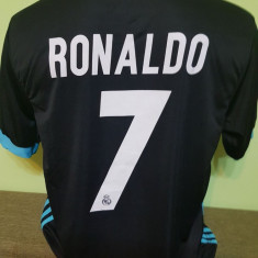 TRICOU RONALDO REAL MADRID MARIMI XS, S, M, L, XL - Tricou echipa fotbal, Marime: L, Culoare: Din imagine