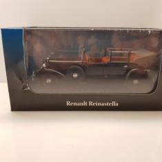 Macheta Renault Reinastella President Albert Lebrun Limousine Norev 1/43