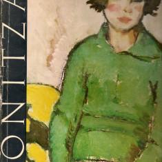 TONIZA - ALBUM - 1965 ( PREFATA DE CORNELIU BABA )
