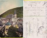 Brasov - militara WWI, WK1- rara, Circulata, Printata