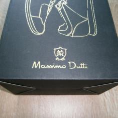 Adidasi casual dama sneakers Massimo Dutti, mar 38, aproape noi!