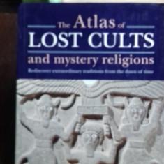 THE ATLAS OF LOST CULTS AND MYSTERY RELIGIONS - DAVID DOUGLAS (ATLASUL CULTURILOR PIERDUTE SI MISTERELE RELIGIOASE)