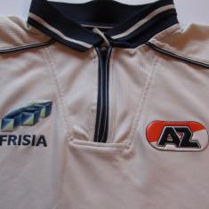 Tricou fotbal - AZ ALKMAAR (Olanda) - Tricou echipa fotbal, Marime: XXL, Culoare: Din imagine, De club, Maneca scurta