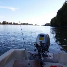 Vand motor barca HONDA BF15DK2LHU