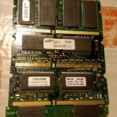 Ram laptop sodimm SD SDRAM 512MB 133MHZ PC133 - Memorie RAM laptop A-data, 1333 mhz