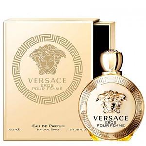 Versace Eros Pour Femme EDP 50 ml pentru femei foto