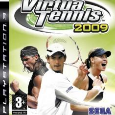 Virtua Tennis 2009 Ps3 - Jocuri PS3 Sega