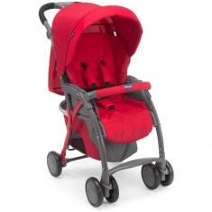 Carucior Sport Simplicity Top RED - Carucior copii 2 in 1 Chicco