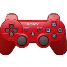 Controller Dual Shock 3 Red Ps3 - Jocuri PS3 Sony