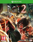 Attack On Titan 2 Xbox One