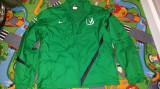 Geaca Nike, marime M, Verde