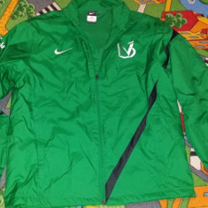 Geaca Nike, marime M - Geaca barbati Nike, Marime: M, Culoare: Verde