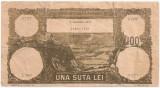 ROMANIA 100 LEI 1931 U FALS DE EPOCA