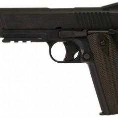 Pistol Airsoft Colt 1911 RAIL GUN NBB CO2